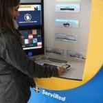 La Caixa instala los primeros cajeros del mundo en los que no hay que meter la tarjeta