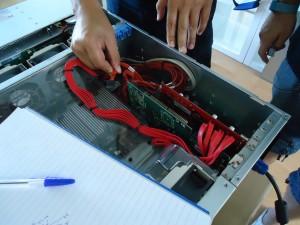 OnRetrieval, Recuperacion de Sistemas RAID