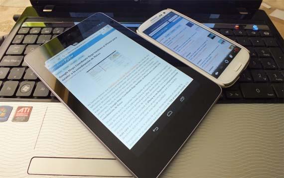 OnRetrieval, Recuperacion datos Smartphones y tablets