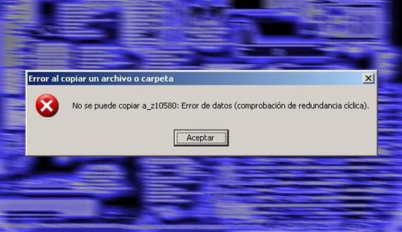 Perdida de datos