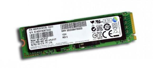 Samsung XP941 en formato M.2 o PCI Express