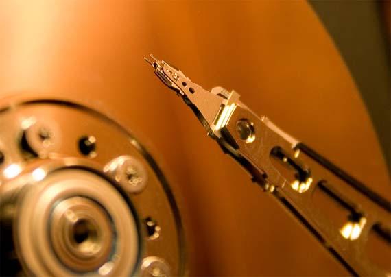 Cómo funciona un disco duro