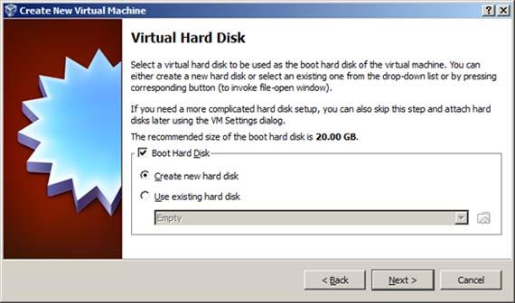 Cómo hacer una imagen virtual de nuestro disco duro
