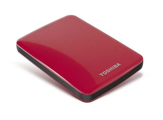 Canvio Connect, un disco duro externo para smartphones