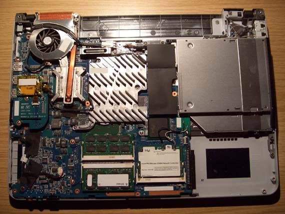 Cómo instalar un disco duro en un ordenador portátil