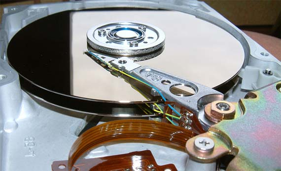 Cómo se fabrica el plato de un disco duro