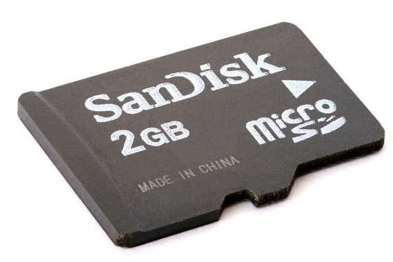 Recuperar datos MicroSD
