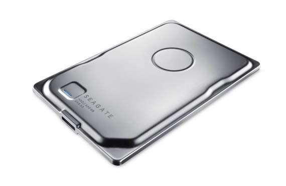 Seagate presentó el disco duro más delgado del mundo