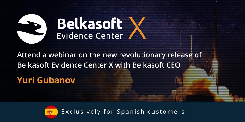 Conozca Belkasoft Evidence Center X.