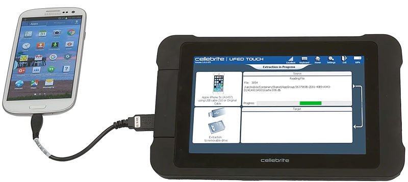 Cellebrite Physical Analyzer y UFED Cloud v7.43