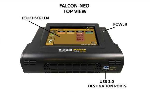 Forensic Falcon-NEO de Logicube
