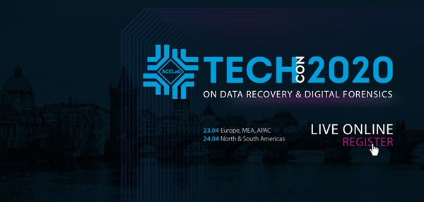 Último día para apuntarse a la ACE Lab Online TechCon 2020.