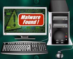 Ataques de Malware con Robo y Pérdida de Datos. Imagen de kalhh en Pixabay