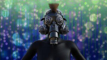 Los hackers aprovechan la nueva tecnología cloud. matrix-4747148_640. Imagen de Pete Linforth en Pixabay.