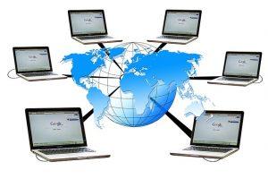 Ciberdelincuentes atacan las plataformas streaming. system-1527684_640. Imagen de Gerd Altmann en Pixabay.