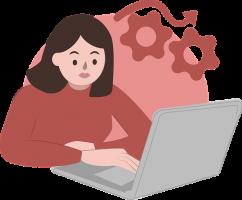 Las pymes son las más vulnerables al ransomware. Imagen de cromaconceptovisual en Pixabay